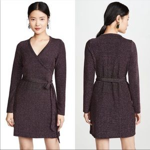 NWT PAIGE LUCIELLE Metallic Dress size XS